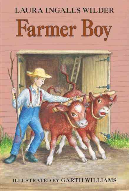 Farmer Boy By Wilder, Laura Ingalls/ Williams, Garth (ILT)