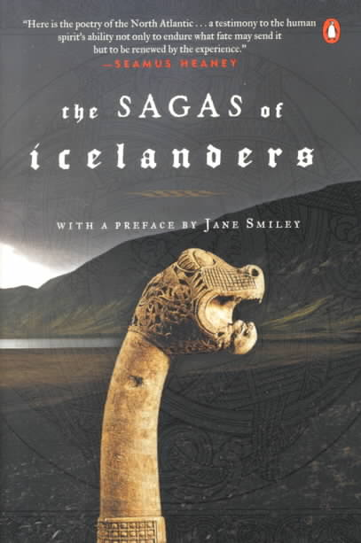 The Sagas of Icelanders By Smiley, Jane (INT)/ Kellogg, Robert (INT)